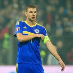 romanews-roma-edin-dzeko-bosnia-nazionale-partita