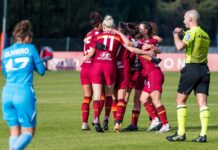 romanews-roma-femminile-esultanza-gol-napoli