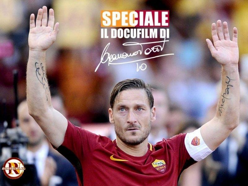 Film Totti: lo speciale di Romanews