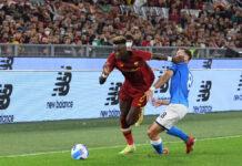 RomaNews- Roma-Napoli Abraham Ruiz